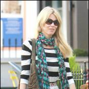 Claudia Schiffer : pour emmener ses petits à l'école, elle mise sur un look... totalement raté !