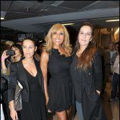Cathy Guetta : La reine de la night dessine des chaussures pour ses amies Zoé Félix, Emilie Dequenne et Frédérique Bel !
