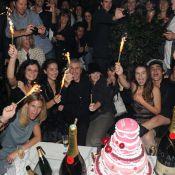 Claude Lelouch au coeur d'une fiesta inoubliable avec sa magnifique famille !