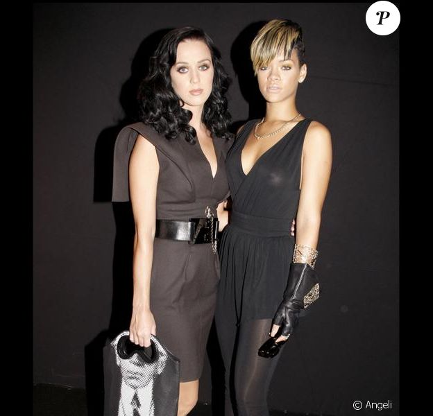 Katy Perry et Rihanna