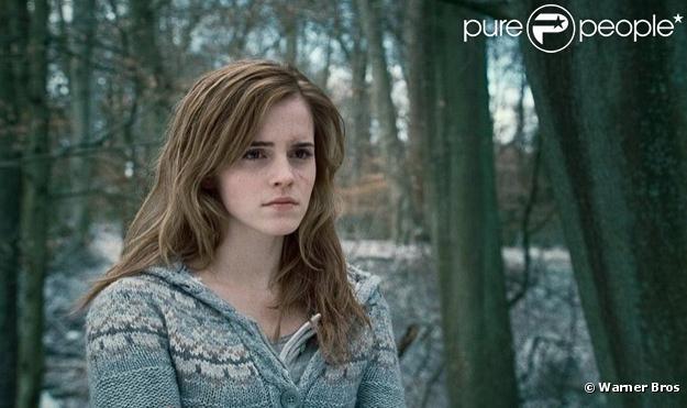 Une image du film Harry Potter et les Reliques de la mort : Hermione (Emma Watson)