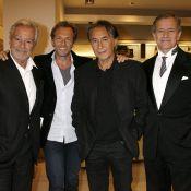 Stéphane Freiss, Pierre Arditi, Richard Berry et Francis Huster ont fait de l'ombre à Vahina Giocante...
