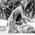 Charlton Heston dans La Planète des singes, chef d'oeuvre de l'anticipation