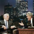Charlton Heston invité du show de Jay Leno en 1996