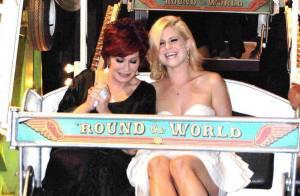 Kelly Osbourne : Plus sexy que jamais, elle s'envoie en l'air avec sa mère !
