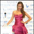 La magnifique Irina Shayk, à l'occasion de la soirée Grey Goose, à Madrid, le 28 septembre 2010.