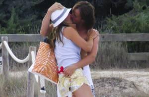 Arantxa Sanchez : Baiser hollywoodien sur plage de rêve pour la maman poule !