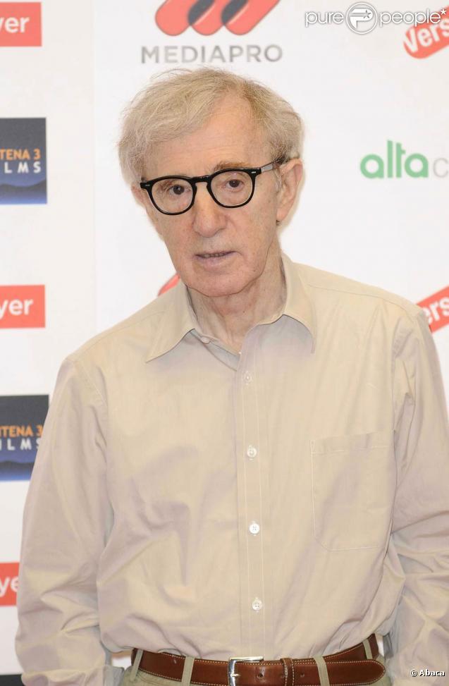 Woody Allen proposera le 6 octobre son nouveau film,  Vous allez rencontrer un bel et sombre inconnu.