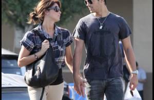 Les amoureux romantiques Ashley Greene et Joe Jonas ne peuvent plus se quitter !