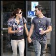 Ashley Greene et son ami Joe Jonas ne se quittent plus d'une semelle et vont prendre un café à Los Feliz le 29 septembre 2010