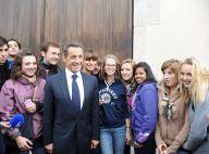 """Nicolas Sarkozy a un nouveau fan club, mais fait face à un petit """"malin"""" !"""