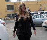 Kirstie Alley, plus fine que jamais à Los Angeles (1 octobre 2010)