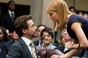 Gwyneth Paltrow et Robert Downey Jr. dans le début inédit d'Iron Man 2 !