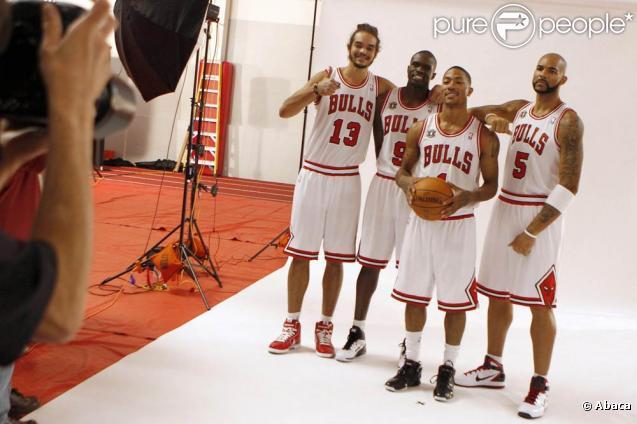 Après un été d'âpres négociations, Joakim Noah a trouvé un accord avec les Chicago Bulls en début d'automne : une prolongation de contrat de 5 ans pour près de 60 millions de dollars.