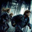 L'affiche de Harry Potter et les Reliques de la mort