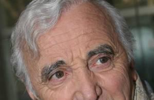 Charles Aznavour monte au créneau en faveur du rap...