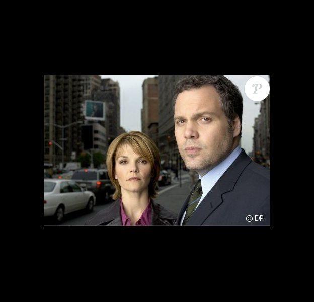 L'équipe de New York - section criminelle: Vincent D'onofrio et Kathryn Erbe