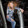 Julie Depardieu lors de la soirée d'anniversaire des 10 ans de Power Plate au club 104 à Paris le 11 octobre 2010