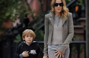 Sarah Jessica Parker, une maman très prudente avec son fils James !