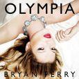 Kate Moss sur la pochette du disque Olympia de Bryan Ferry
