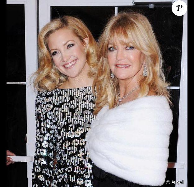 Kate Hudson et sa maman Goldie Hawn