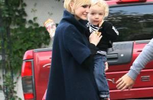 Ashlee Simpson : Avant le départ de son mari en Europe, elle redevient blonde !