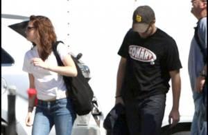 Twilight 4 : Robert et Kristen sont en Louisiane... Le tournage est imminent !