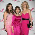 Liz Hurley, Gwyneth Paltrow et Evelyn Lauder
