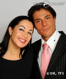 Giuseppe et sa mère Marie-France