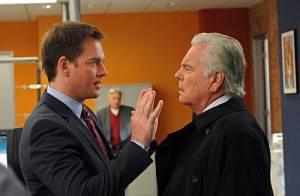 NCIS - Robert Wagner évoque Michael Weatherly :