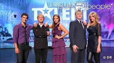Le jury 2010 de La France a un incroyable talent