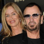 Ringo Starr et sa sublime Barbara Bach, avec David Lynch et Angie Everhart !