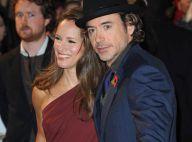 Robert Downey Jr. et sa ravissante femme pour un rencard délirant à Londres !