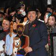 Robert Downey Jr. lors de l'avant-première de  Date Limite , à l'Empire Cinema de Leicester Square, à Londres, le 3 novembre 2010.