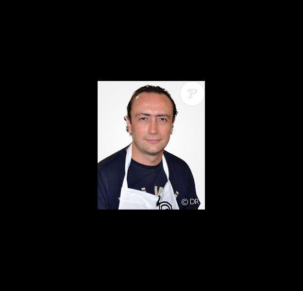 Frédéric... ex, candidat de MasterChef