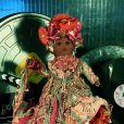 Frimousse imaginée par Antik Batik