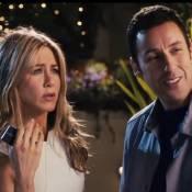 Quand Jennifer Aniston joue une divorcée pour sauver Adam Sandler !