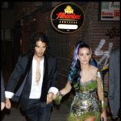 Katy Perry et Russell Brand rattrapent le temps perdu avec leur copine Rihanna !