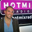 Alban Clavero chez Radio Hotmix le 4 novembre 2010