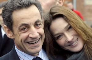 Nicolas Sarkozy : Ses plus belles déclarations d'amour à Carla Bruni !