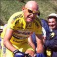 L'étape des Deux Alpes du Tour de France 1998, année où Marco Pantani remporta la Grande Boucle.