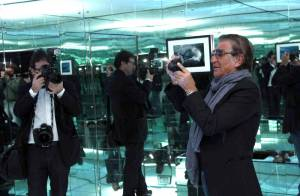 Roberto Cavalli : Le couturier expose ses photographies... et sa fantaisie !