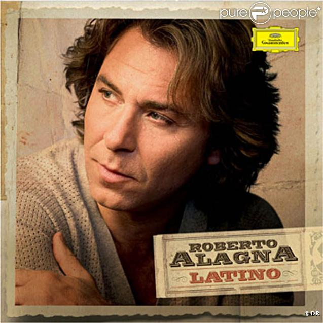 """La sortie de l'album  Latino  de Roberto Alagna, initialement fixée au 22 novembre 2010, a dû être différée en raison d'un """"problème de mastering""""."""