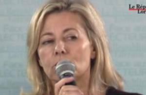 Affaire Audrey Pulvar : le gros coup de gueule de Claire Chazal !