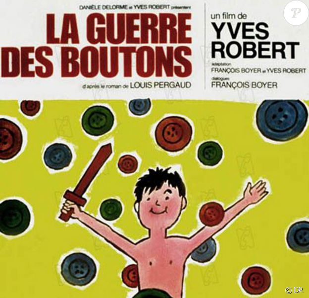 Des images de La guerre des boutons, l'immense succès d'Yves Robert sorti en 1962, qui sera remaké en 2011 par Yann Samuell.