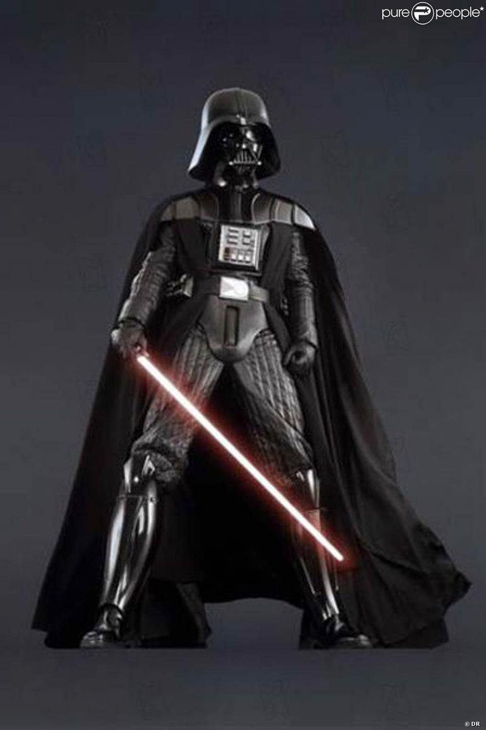 Le mythique costume de dark vador est vendu aux ench res - Image dark vador ...