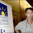 La Fondation pour la recherche médicale : Depuis 2004, Thierry Lhermitte est le parrain de cette association qui a récolté, en 2009, 50 millions d'euros et en a redistribué 77%.