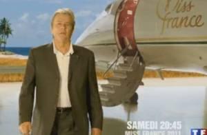 Miss France: Les 33 candidates font attendre un Alain Delon... très impatient !