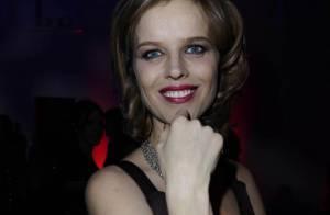 Eva Herzigova : Une future maman rayonnante pour une soirée d'exception !