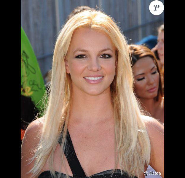Britney Spears à Los Angeles en août 2009